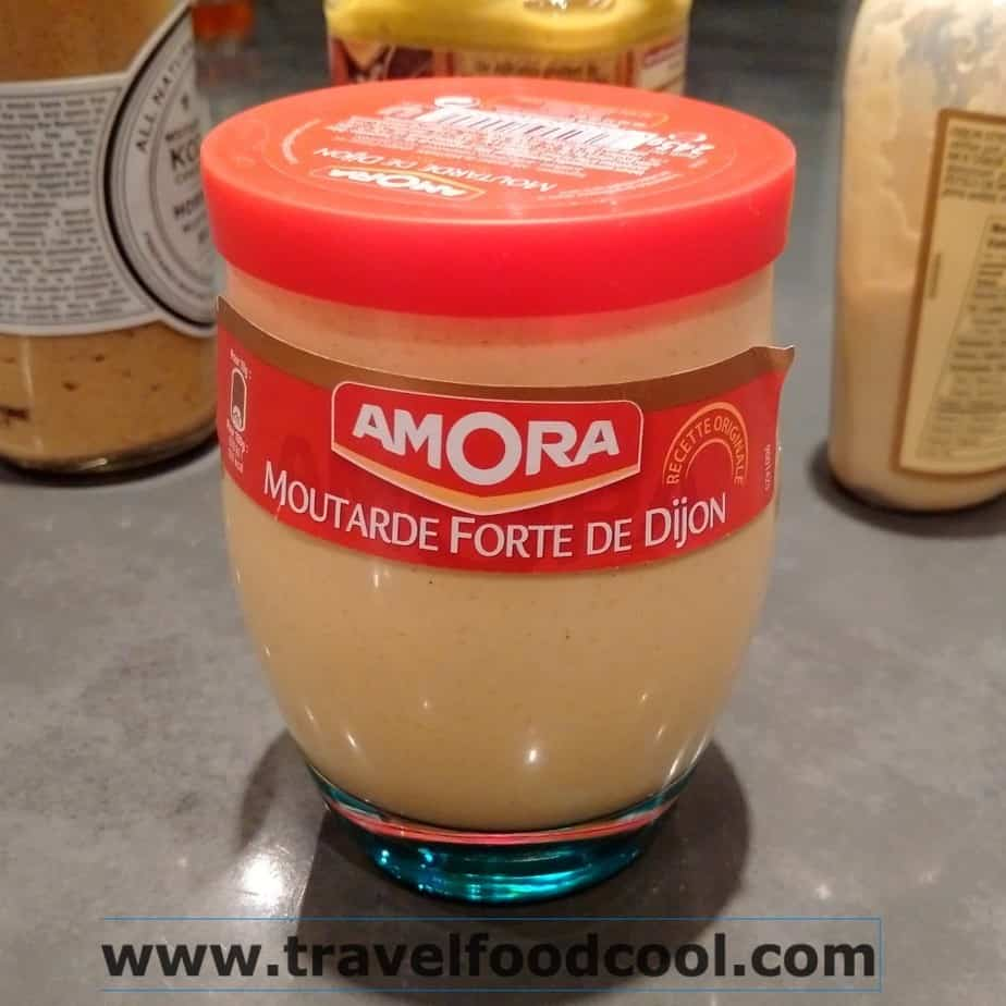 The Mustard Report Amora Dijon Travel Food Cool