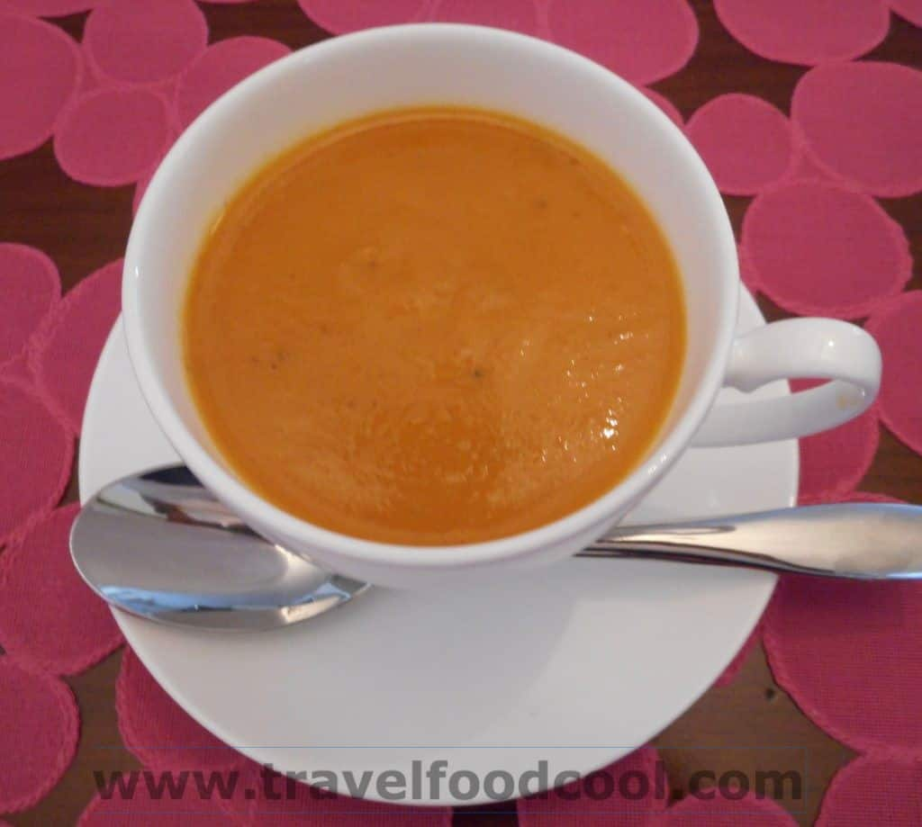 What's Up Doc Soup (Curried Carrot Ginger) - Travel * Food * Cool
